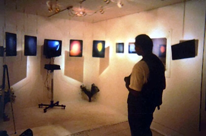 1992Installation View of MA Degree Show