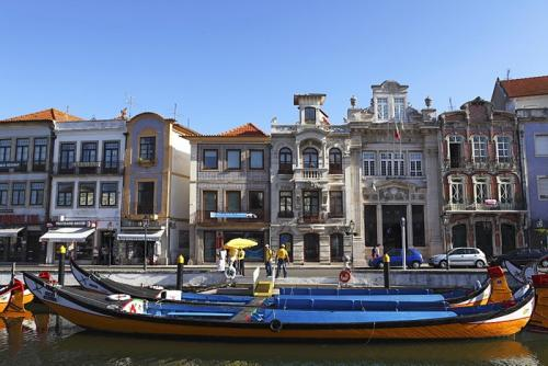 Aveiro City Museum, venue for Art in Holography: Light Space and Time Exhibition, 2018