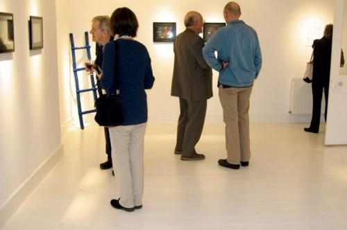 Exhibition opening Gallery 286 2006