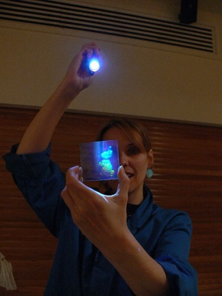 Holography workshop banbury